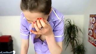 Nurse downblouse
