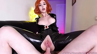 She Fuck in lycra and with her sextoy
