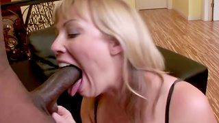 Hot n sexy women inviting big and black dicks in indiscretion and accomplish stunning blowjobs